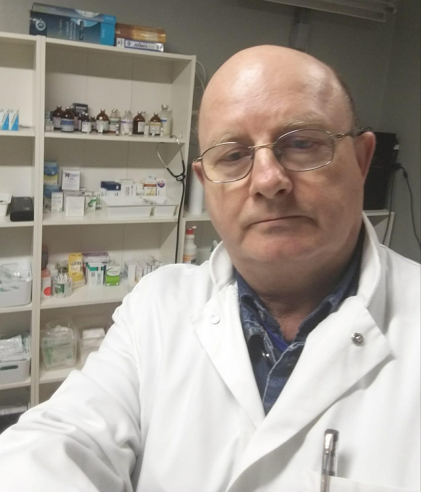 Lekarz od zwierząt
