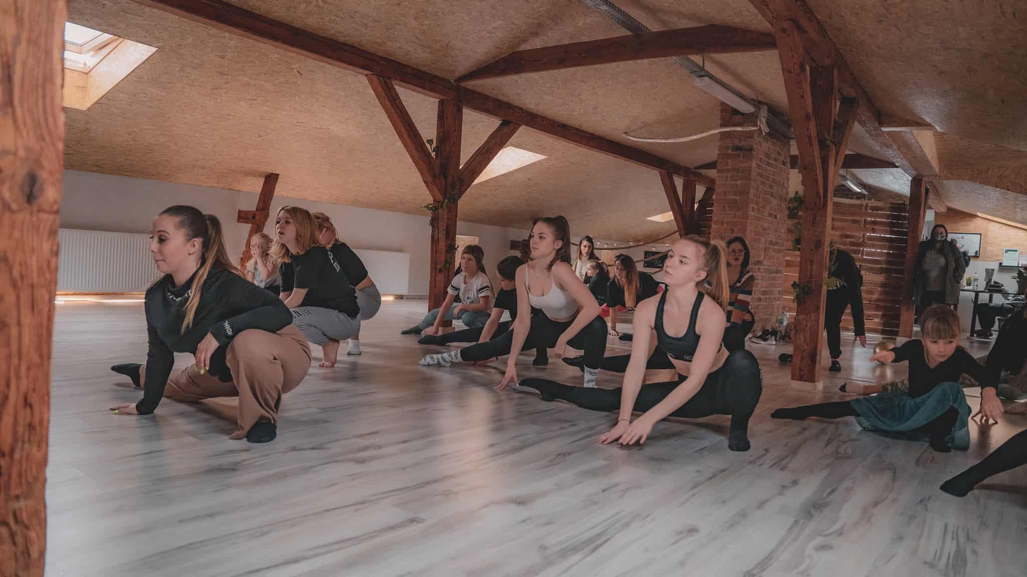 pure dance studio