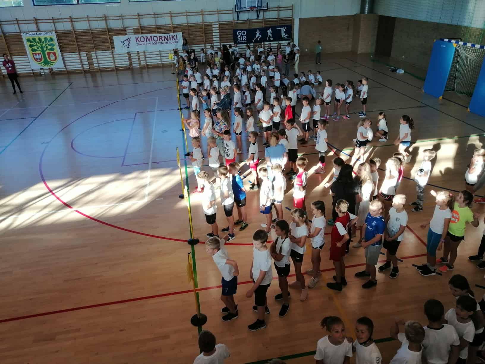 Narodowy Dzień Sportu w Komornikach