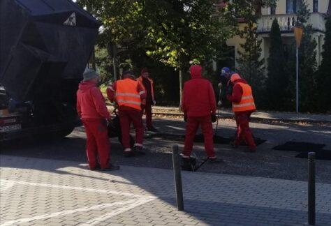 Ratowanie ulicy