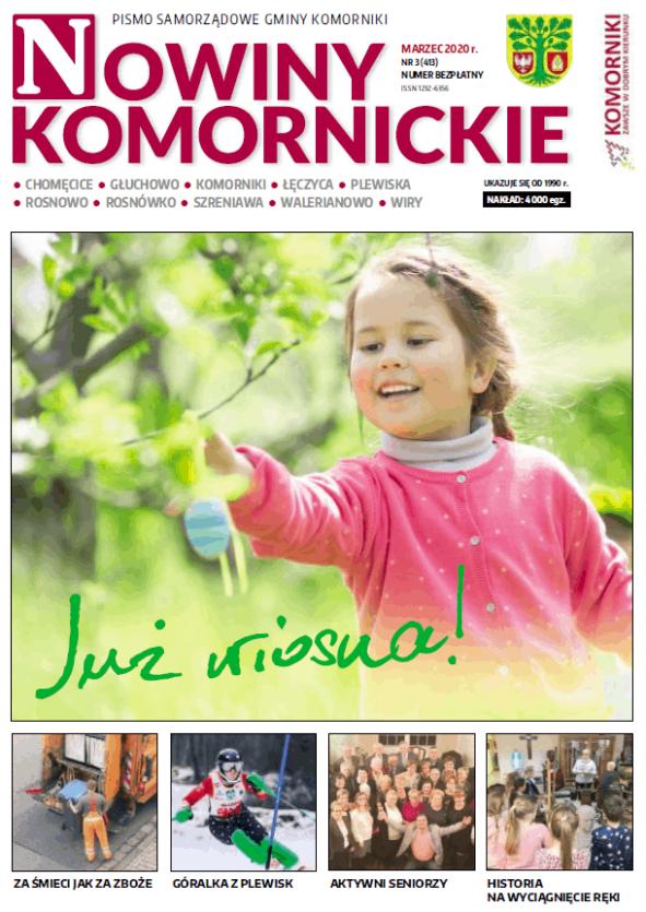 Nowiny Komornickie nr 3